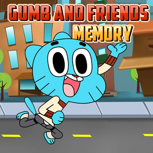 Gumball and Friends Memory